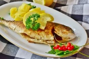 Fischpfanne richtig lecker Fisch kochen
