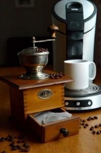 Kaffeepad schnell leckeren Kaffee machen