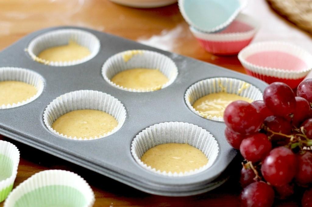 Muffinformen Test