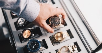 Uhrenbox Test