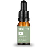 CBD VITAL - CBD Naturextrakt PREMIUM 5%