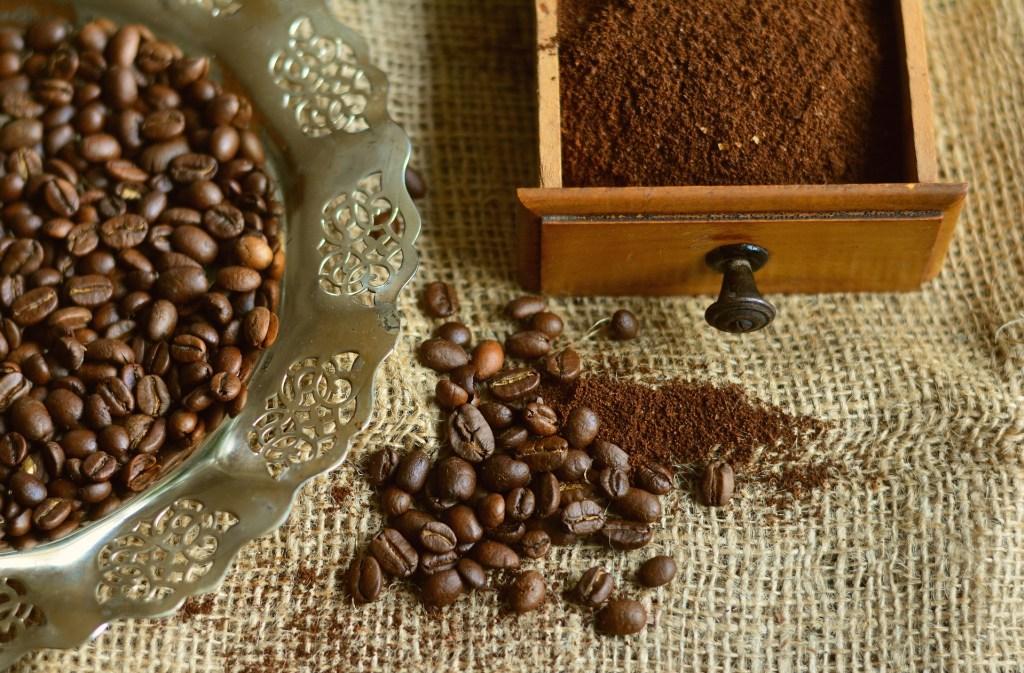 Kaffee frisch zubereiten