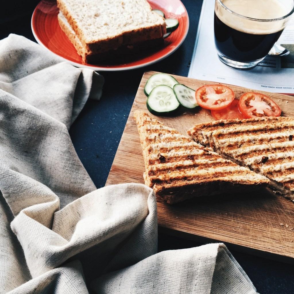 Sandwichmaker-Test