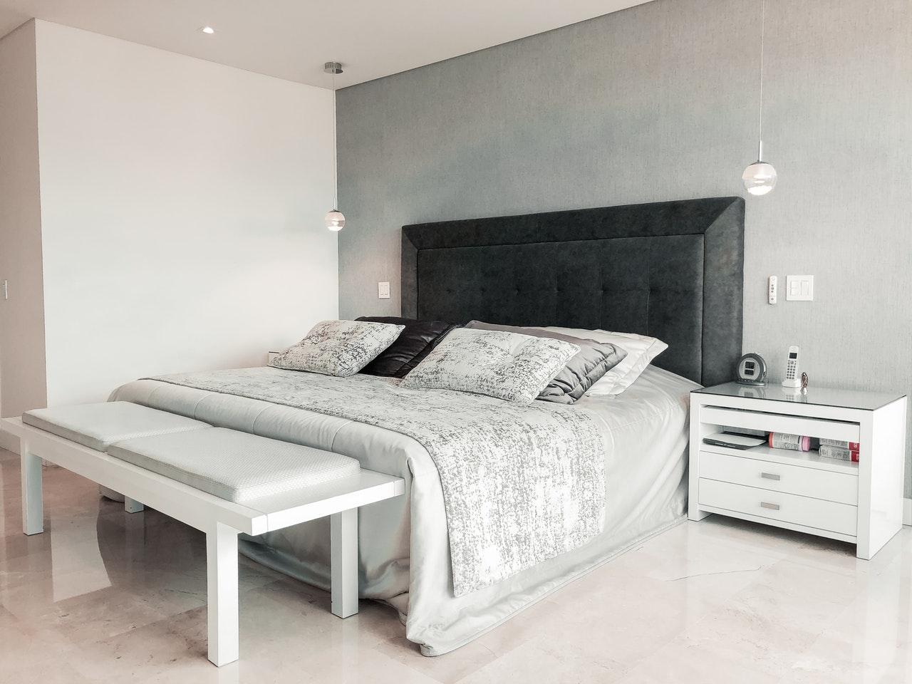 Gute Schrankbetten sind so bequem wie normale Betten.