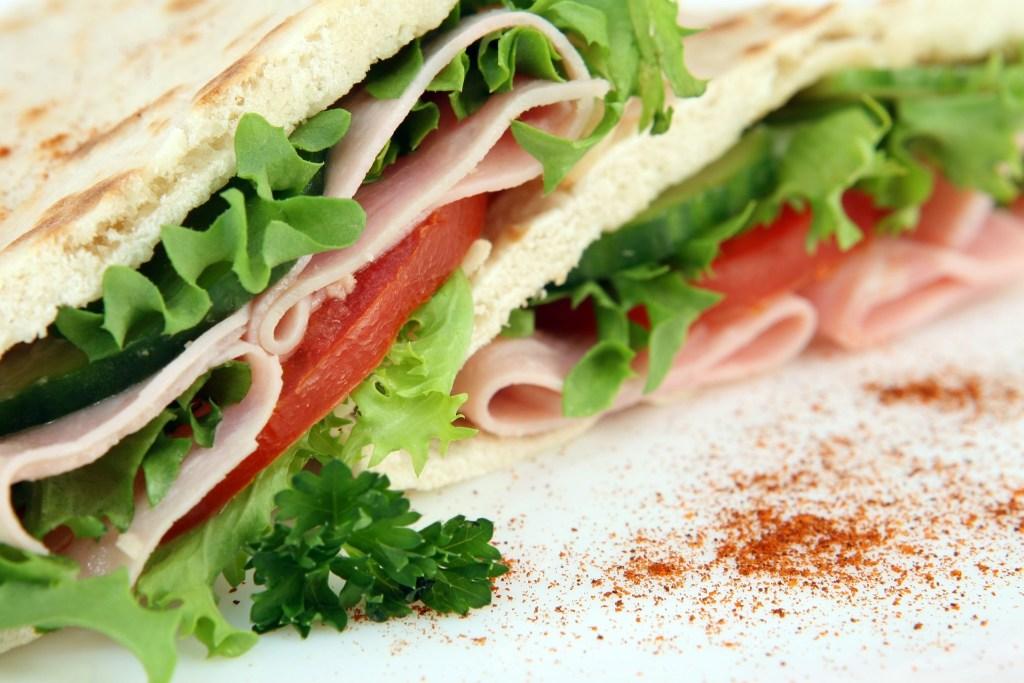 gesunde Sandwiches machen