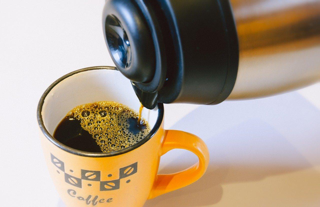 Kaffeekanne Test