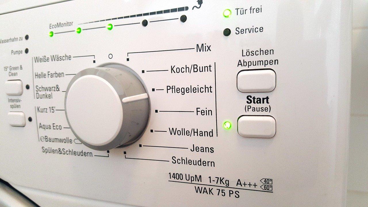 Miele Waschmaschinen verfügen über sehr viele praktische Waschmodi.
