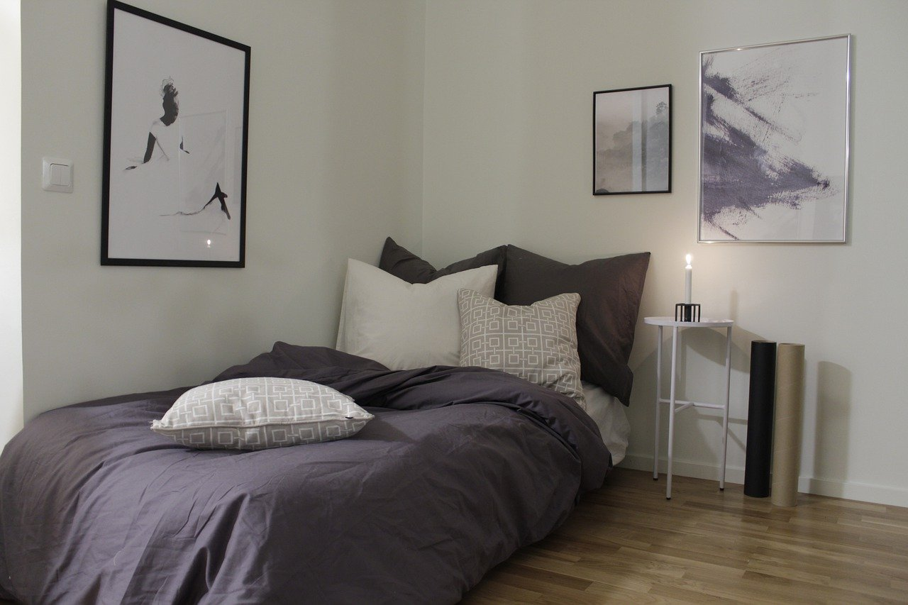 Dank seiner mittelfeinen und glatten Beschichtung eignet sich Renforcé-Bettwäsche bestens zum Bedrucken.
