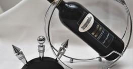 Weinflaschenhalter Test