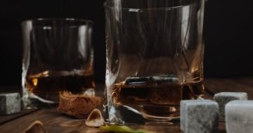 Whisky Steine Test