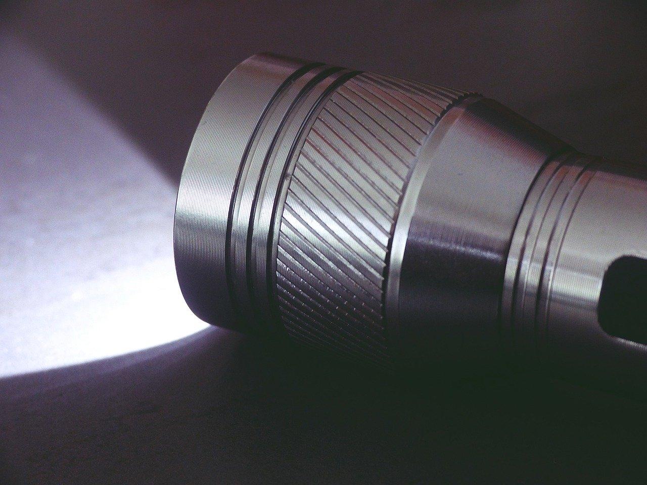 Dynamo Taschenlampe Test