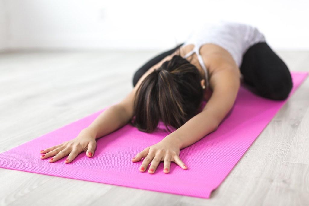 Gymnastikmatte: Fitnessmatte oder Yogamatte