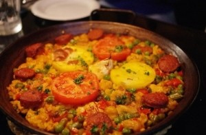 Tefal-Pfanne fuer leckere Speisen