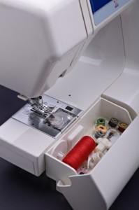 Eine gute Computer Nähmaschine verfügt über viele praktische Features.