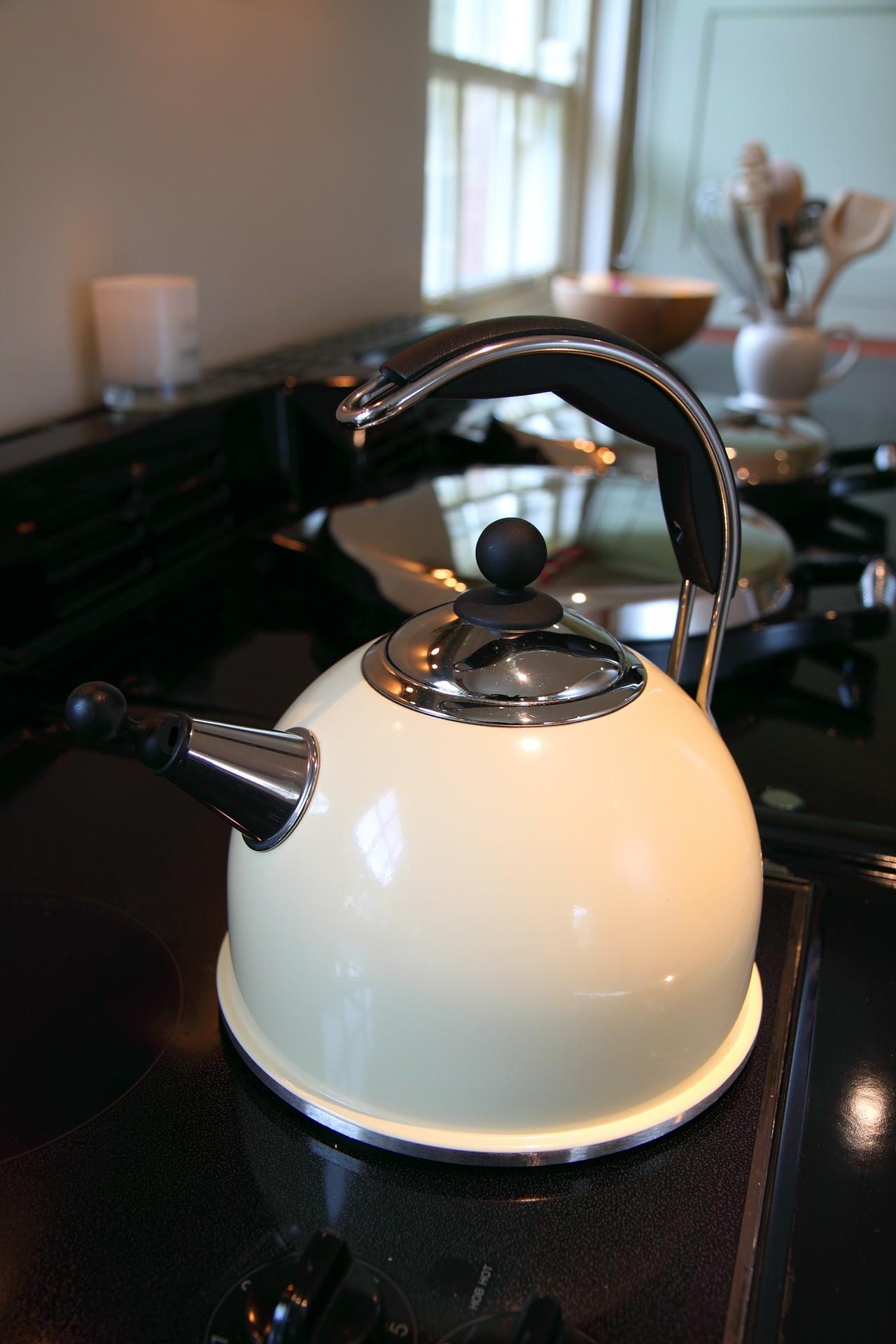 Design Wasserkocher Test