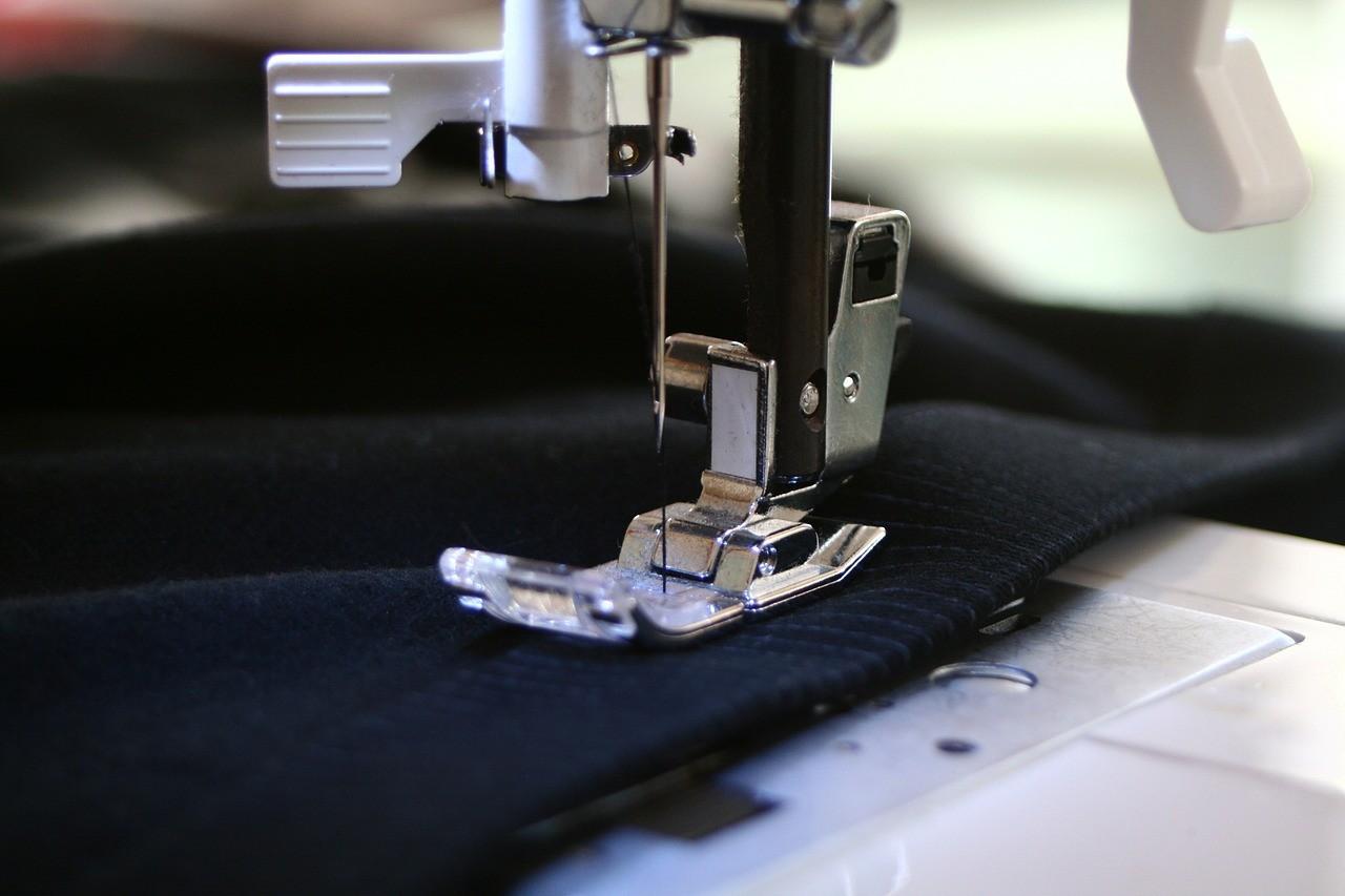 Mit einer guten Nähmaschine arbeitest Du schneller und präziser.