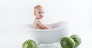 Baby Badewanne Test