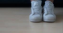Elastische Schnürsenkel Test