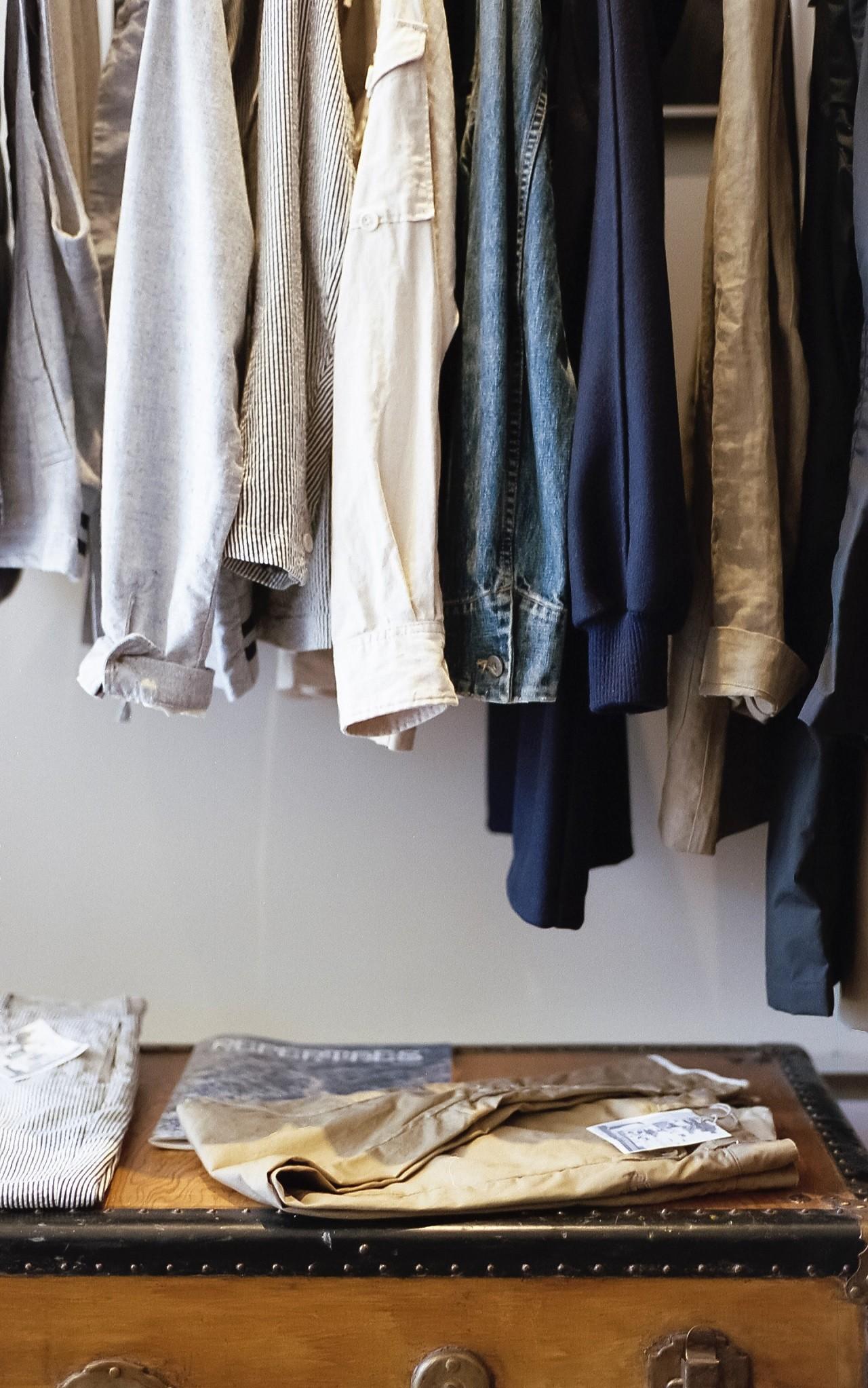 Fusselrollen eignen sich für so ziemlich jedes Kleidungsstück, welches von Fusseln oder Haaren befallen ist.