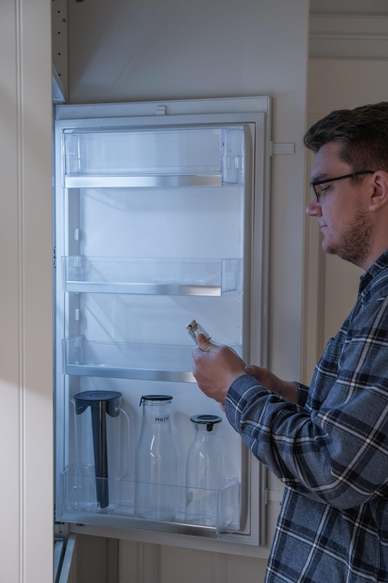 Achte bei dem Kauf eines Beko Kühlschrankes auf die richtige Größe.