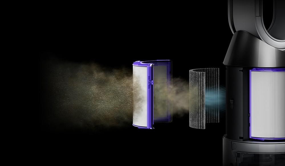 Luftreiniger Dyson-Pure-Humidify