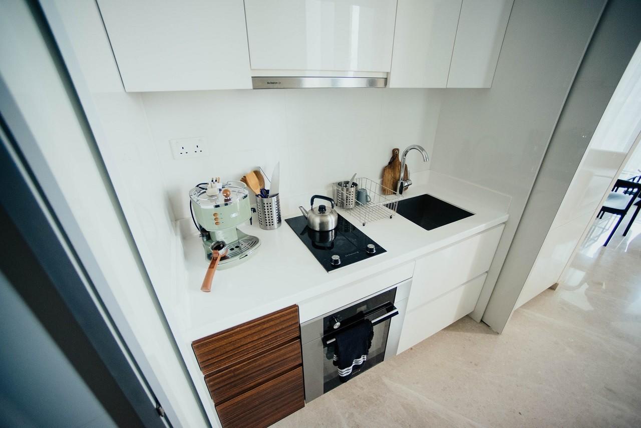 Jura Kaffeevollautomaten gibt es in unterschiedlichen Farben. So kannst Du sie passend zu deiner Kücheneinrichtung kaufen.