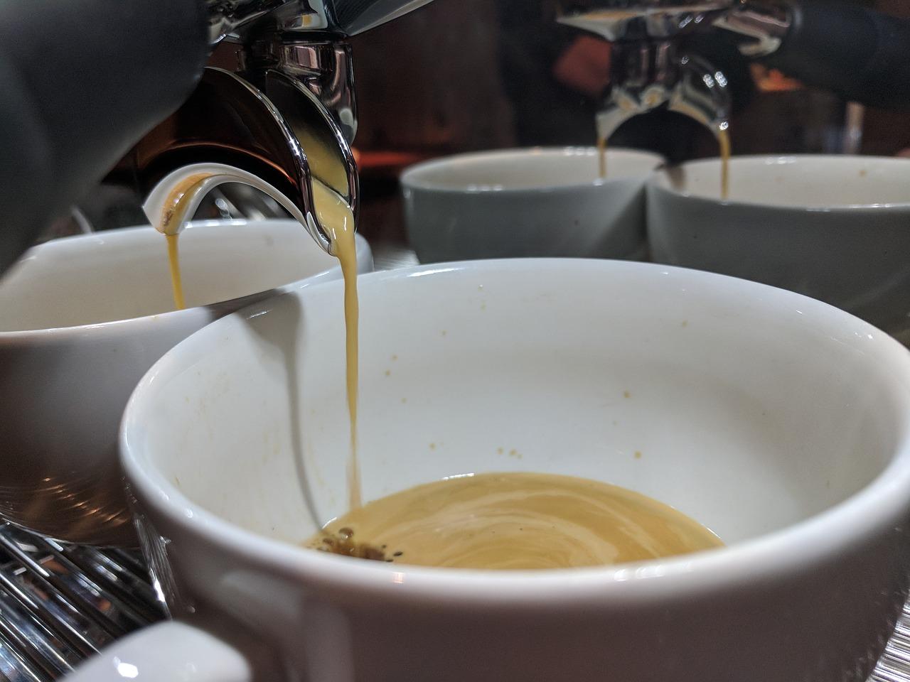 Melitta Caffeo Barista Test