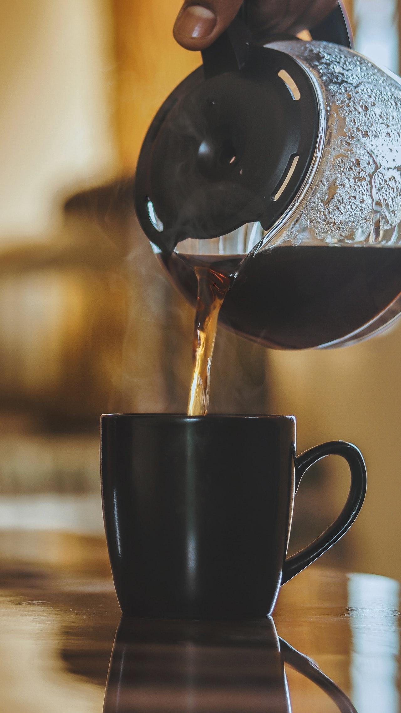 WMF Kaffeemaschinen gibt es in unterschiedlichen Größen.
