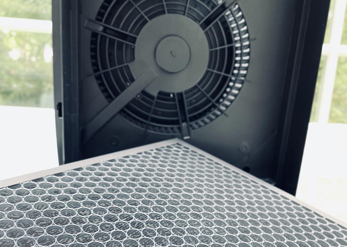 Zigma Aerius-300 Filter Leistung