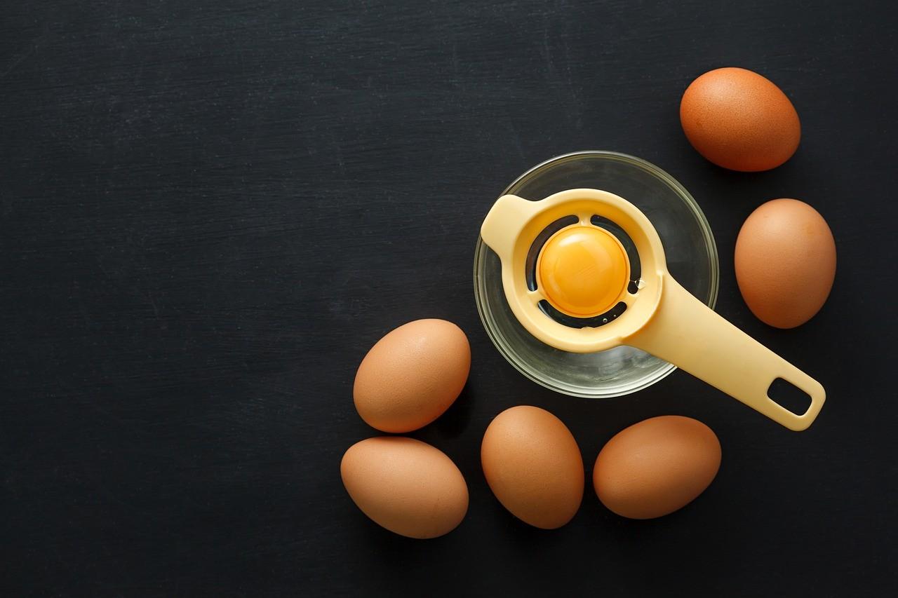 Eiertrenner Test
