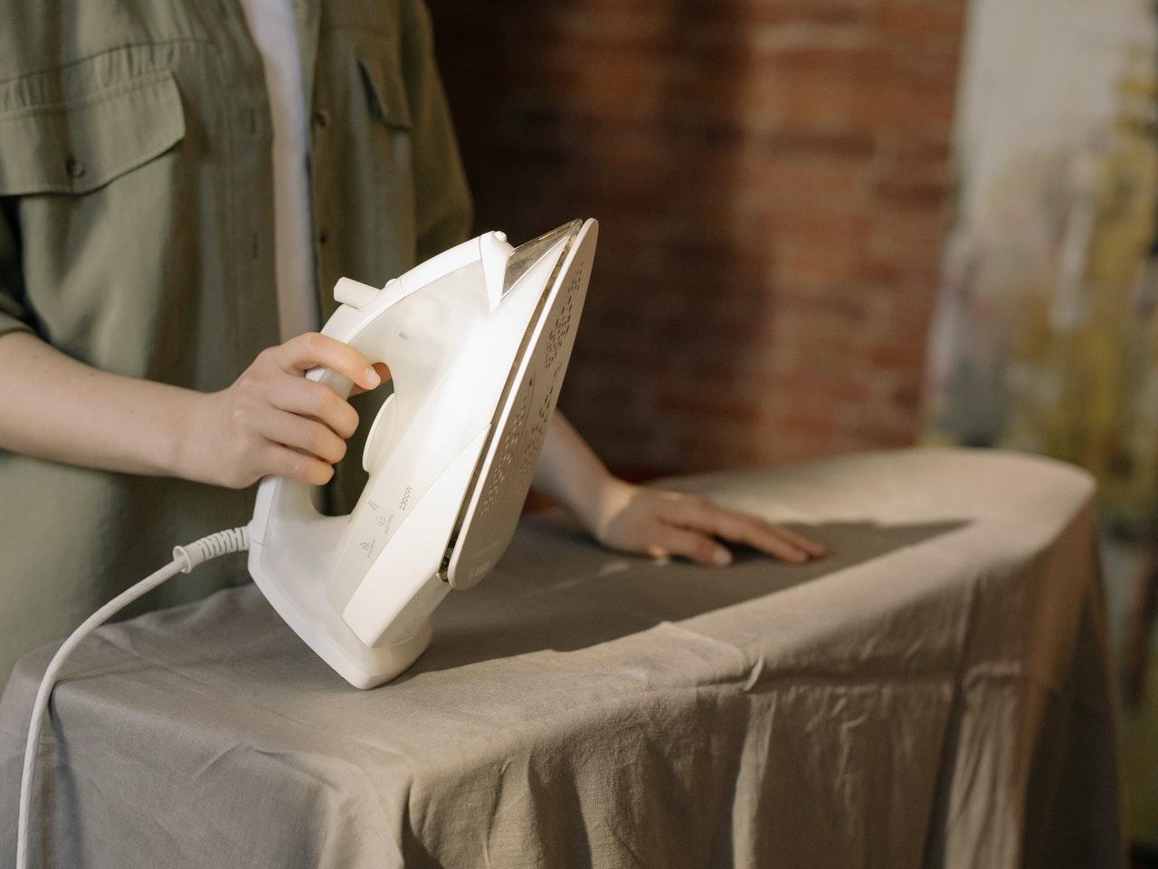 Tischbügelbrett Test