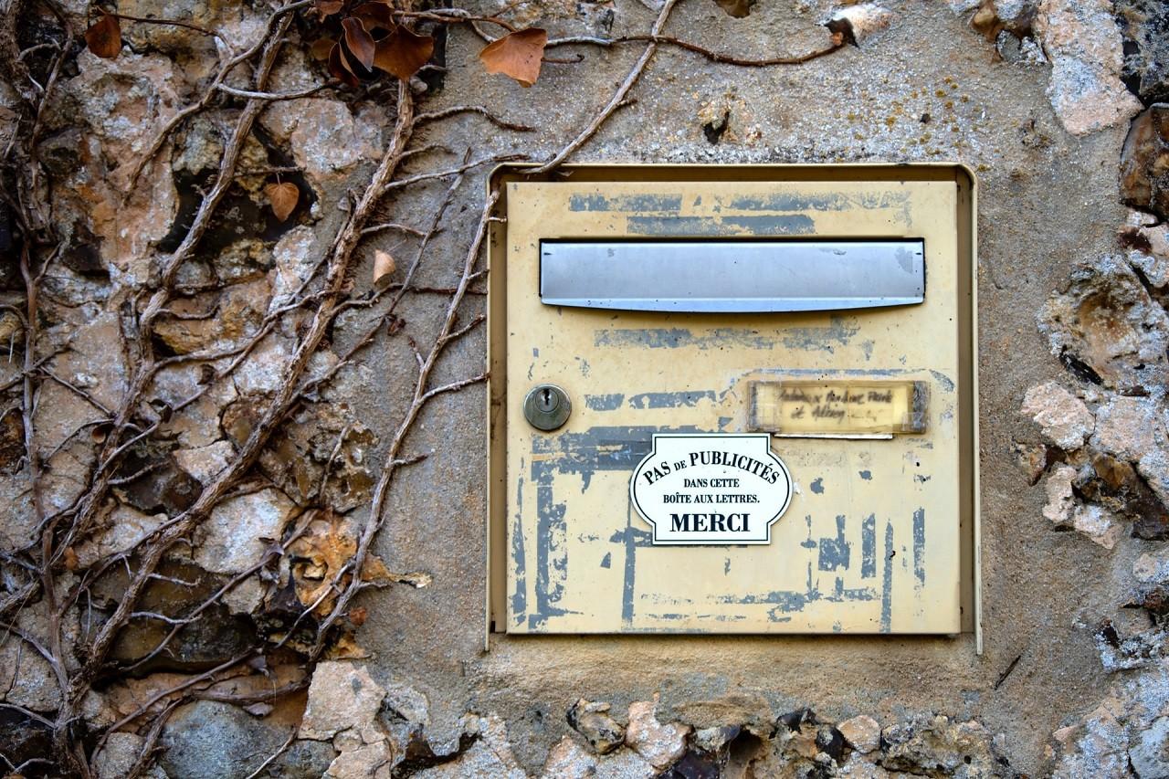 Unterputz-Briefkasten Test