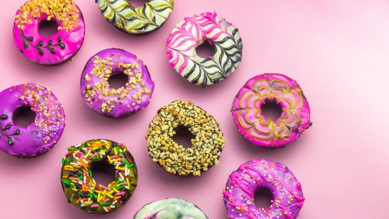 Mit einem eigenen Donut-Maker kannst Du Deine Donuts so fazieren, wie du es magst.