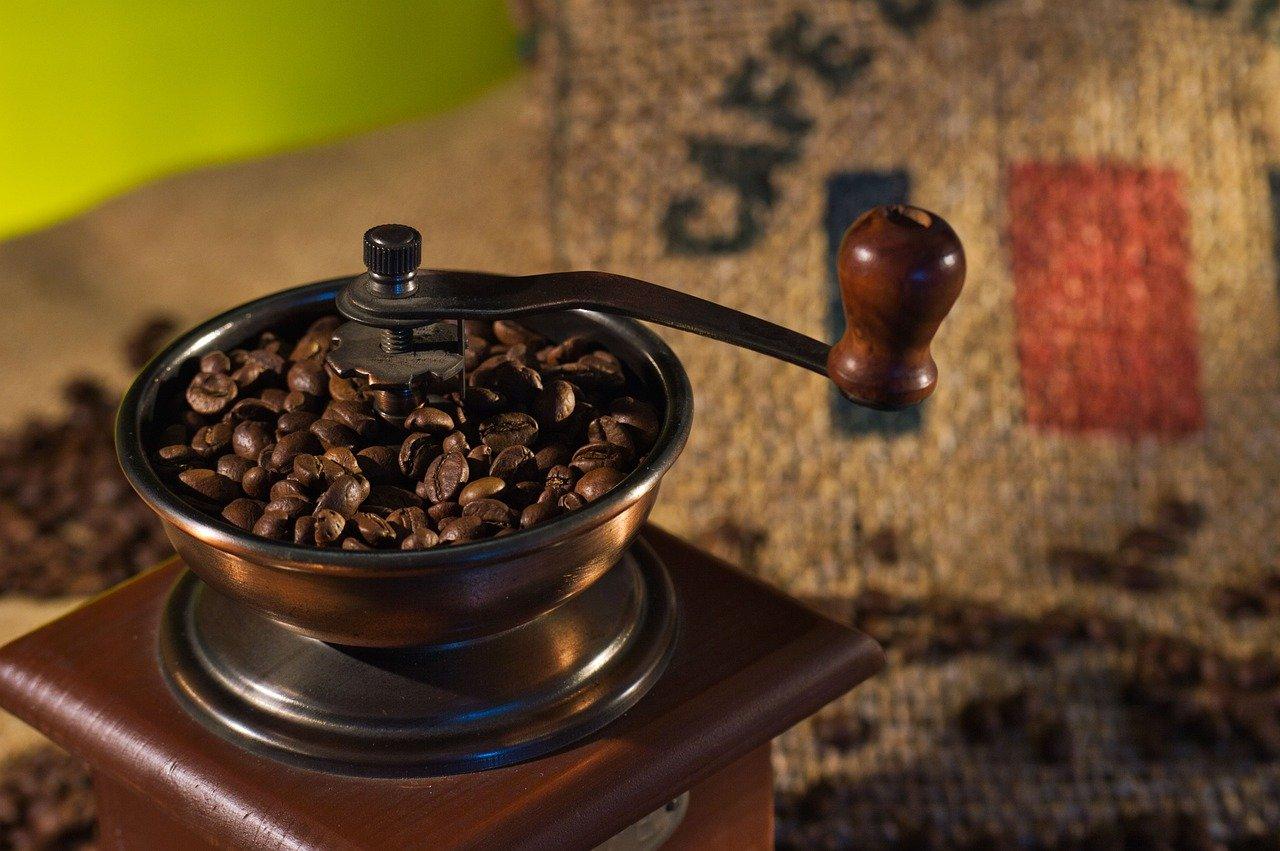 Manuelle Kaffeemühle Test