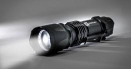 UV Taschenlampe Test