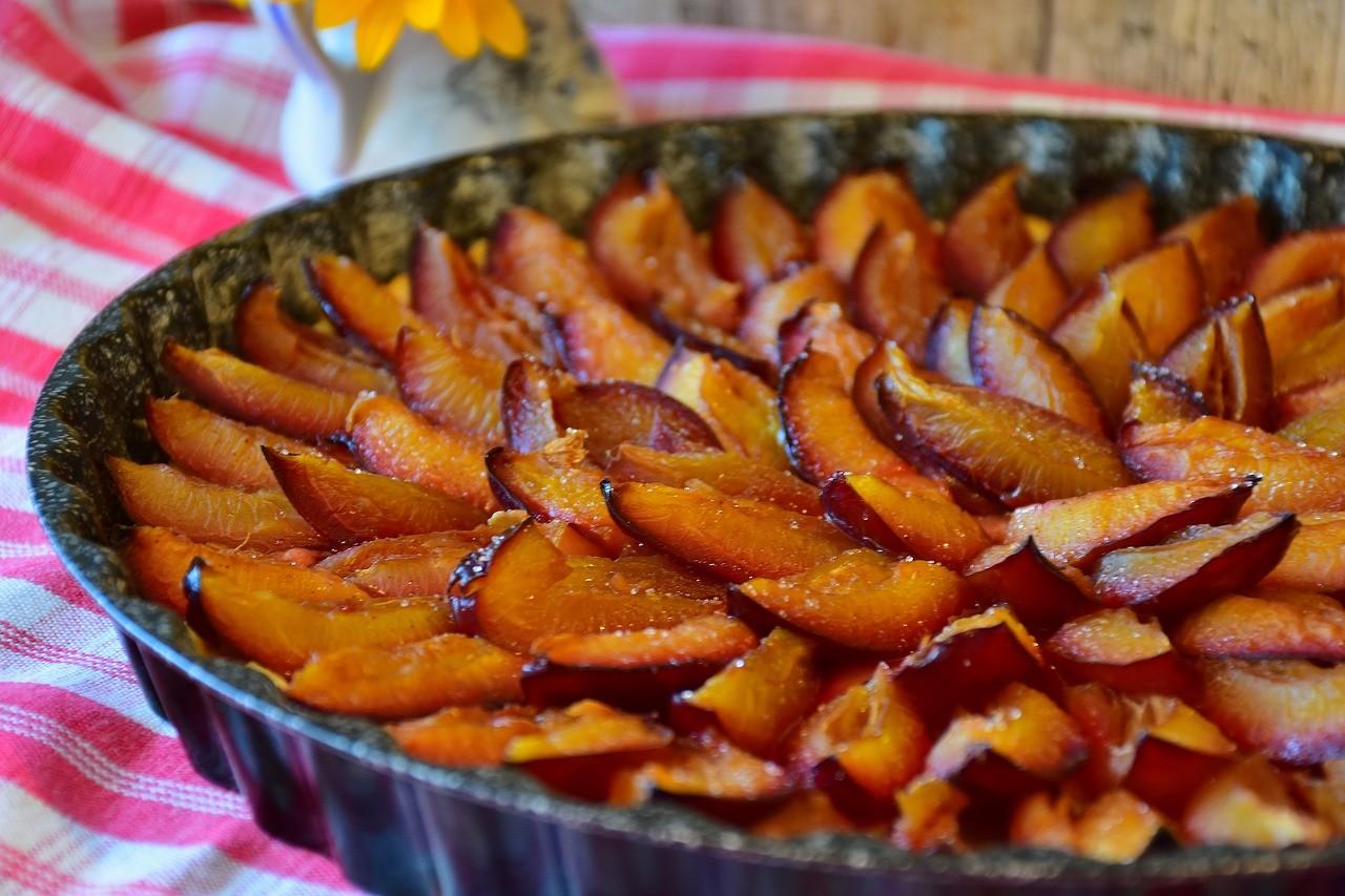 Obstkuchenformen gibt es aus unterschiedlichen