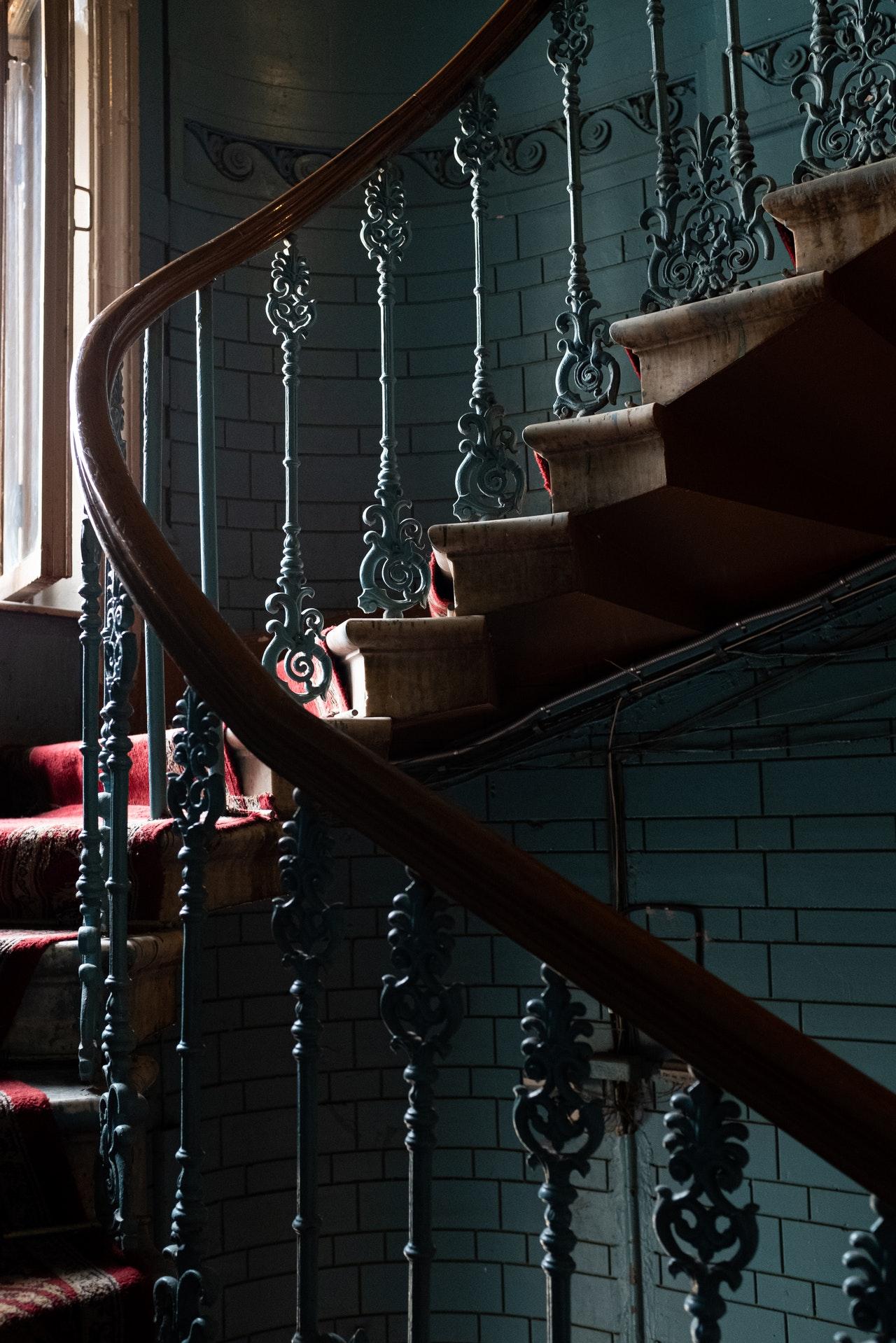 Stufenmatten gibt es in jeder erdecklicher Form.