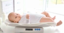 Babywaage Test