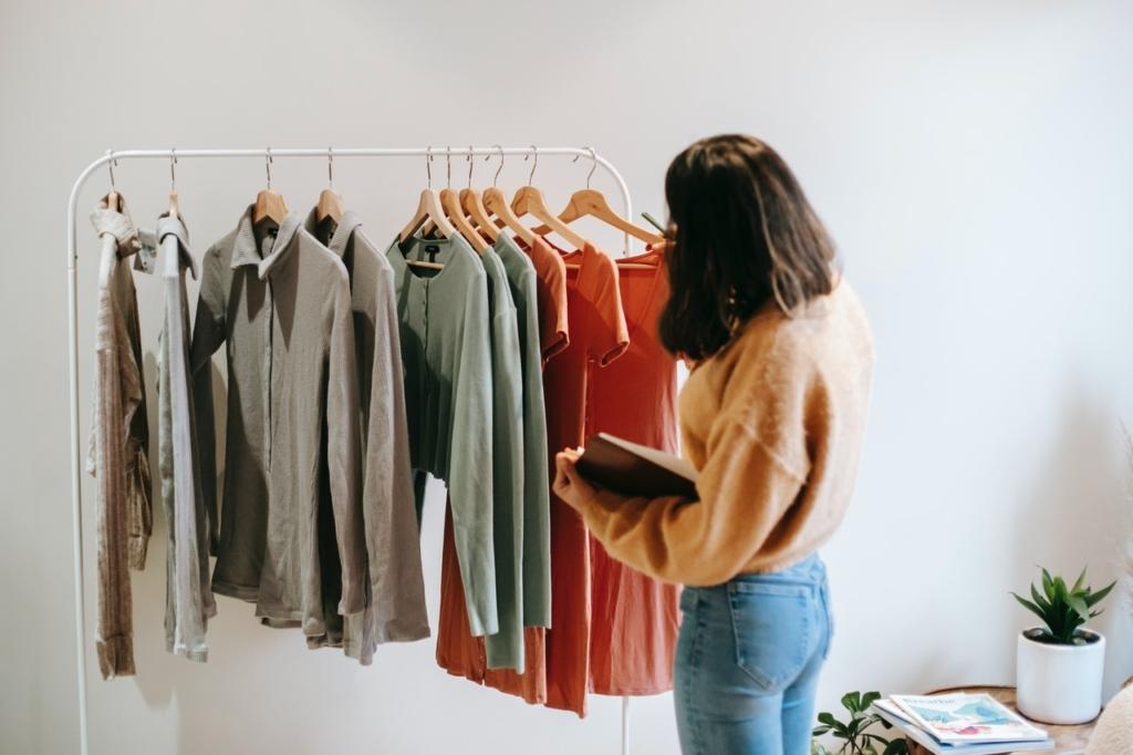 Kleiderwagen Test