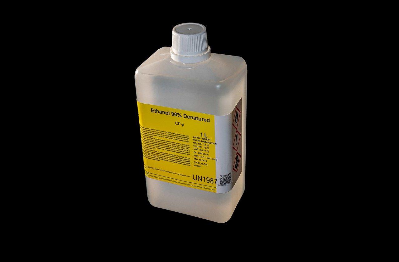 Ethanolkamine werden mit flüssigem Ethanol oder Bio-Ethanol in Gel- oder Pastenform betrieben.