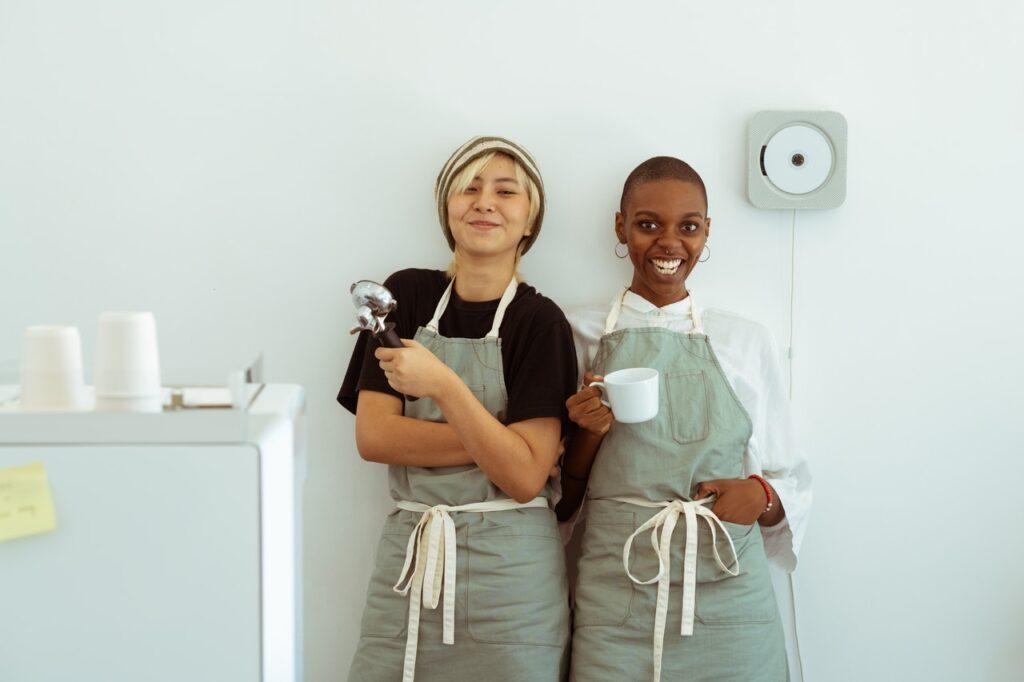 Küchenschürze Test